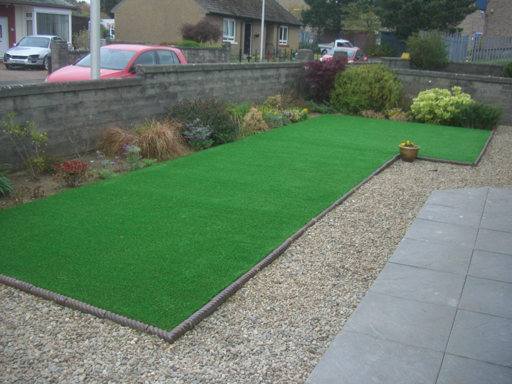 Artificial grass eazilawn artificial grass installation for Inverurie swimming pool timetable