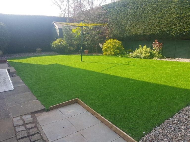 Dundee Garden After