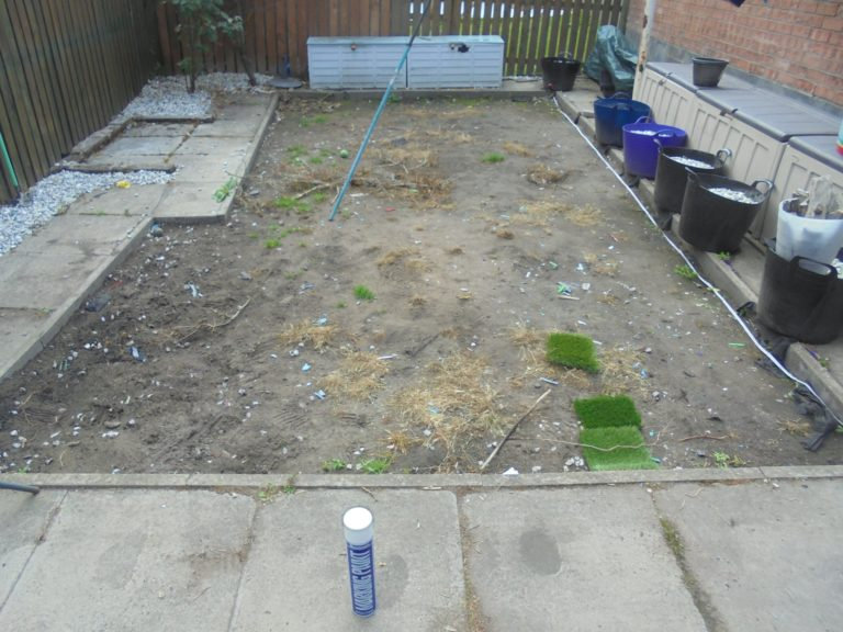Artificial Grass Installation Glasgow